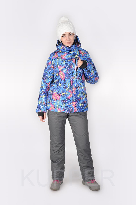 Зимние комплекты для женщин – куртка и брюки картинки